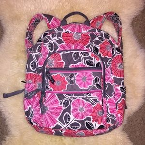 Vera Bradley school bag